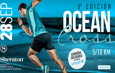 V Carrera Ocean Cross – Sheraton La Caleta Solidaria UNICEF