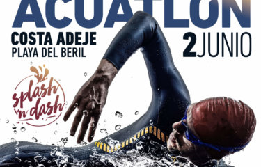 Cartel Splash N Dash Junio