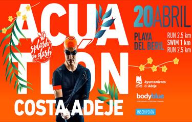 Acuatlón Costa Adeje