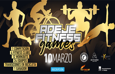 Adeje Fitness Games