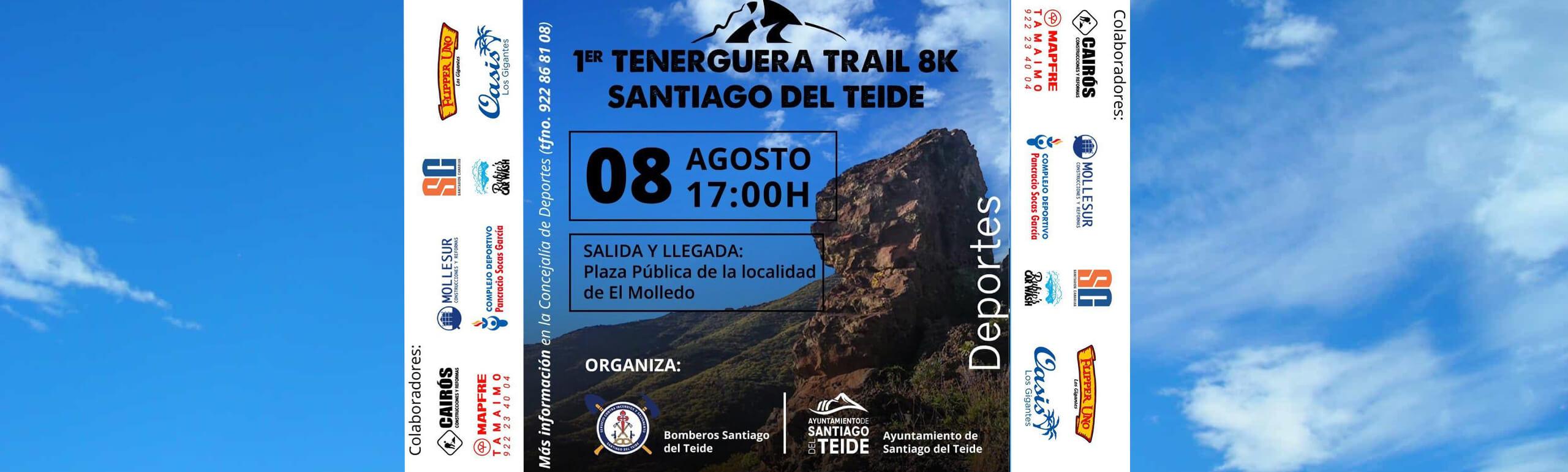 Entrega De Dorsales Tenerguera Trail